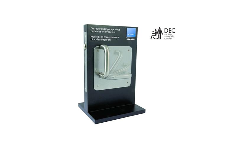 Cerradura 2DEC6 - 2DEC8